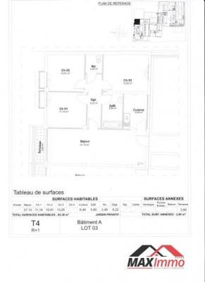 Ensemble Immobilier ST DENIS - 5 pièce (s) - 524 m²