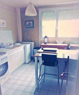 Appartement Sotteville Les Rouen 3 pièce (s) 62.22 m²