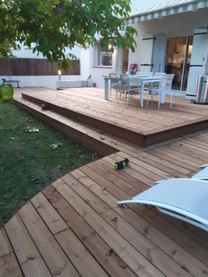 Cabries villa meublée T5 jardin terrasse