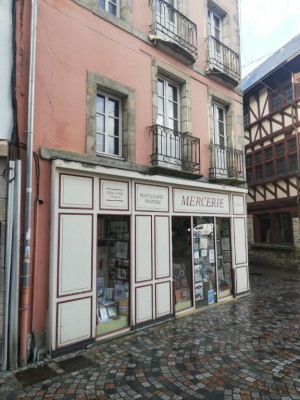Cession de bail Quimper 40 m²