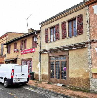 Lévignac- Immeuble 430 m²