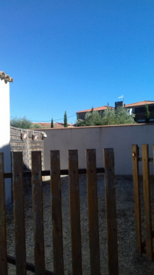 Maison T2 avec terrasse