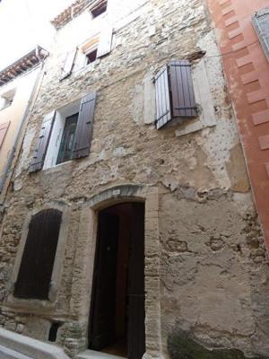 Maison de village a caromb 2 pièces 60 m²