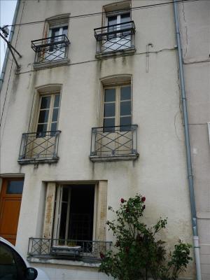 Petit immeuble à rénover
