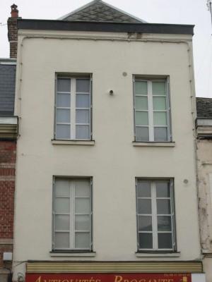 Appartement Saint-quentin - 1 Pièce (s) - 31 M²