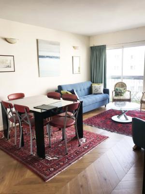 Appartement 4 pièces familial traversant
