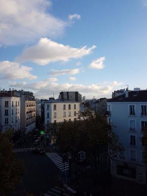 Boulogne QUARTIER REINE - VICTOR HUGO. Situé au dernier étage d'un immeuble ancien bien entretenu, votre  ...
