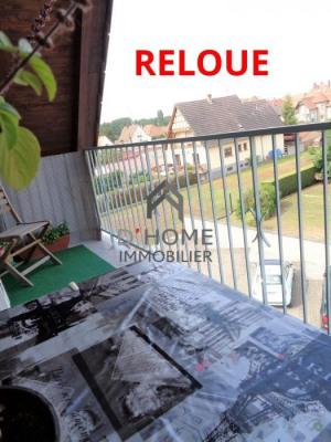 Spacieux duplex avec garage et terrasses