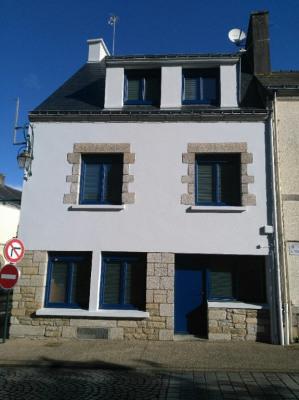 Maison Questembert 6 chambres centre ville