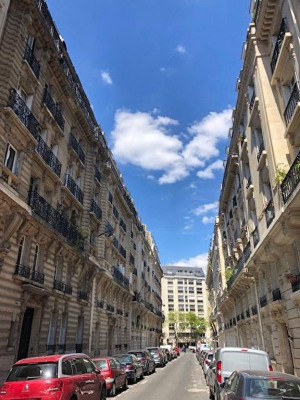 GRAND STUDIO - 34M² - QUARTIER PETIT MONTROUGE-ALESIA 75014 PARIS - AGENCE CASTIM