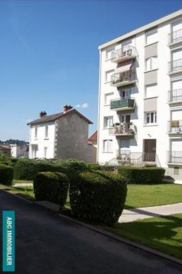Appartement LIMOGES - 1 pièce (s) - 34 m²