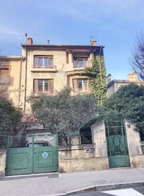 Avignon intra muros quartier vernet