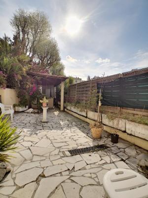 Nice cimiez studio avec 75 m² de terrasse