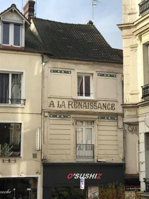 Immeuble de rapport situé en hyper centre de Compiègne