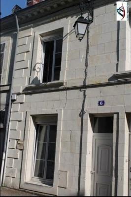 MAISON DE VILLE LA CHARTRE SUR LE LOIR - 3 pièce(s) - 72 m2
