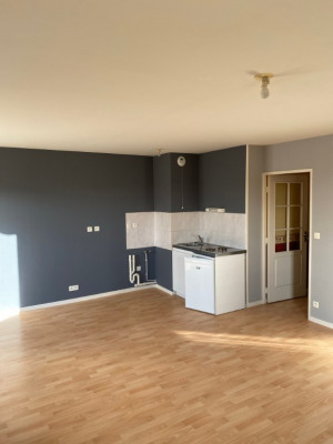 Appartement T2 janze - 2 pièce (s) - 49.21 m²
