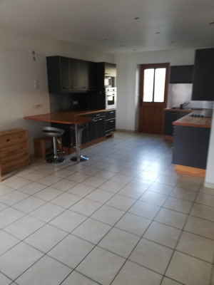 Appartement rez-de-chaussée 57 m² proche gare