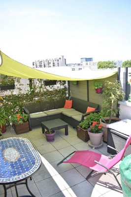 Appartement Bagnolet 3 pièce (s) 52 m²
