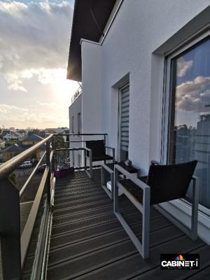 Appartement Orvault 2 pièce (s) 50.16 m²