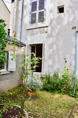 Quartier administratif - Appartement 1 chambre avec jardinet