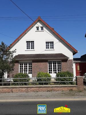 Maison Dennebroeucq 4 pièces - 120 m2