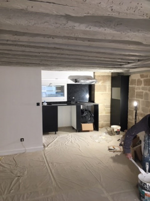 Studio refait neuf