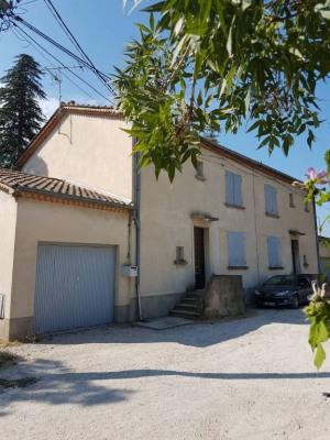 Maison en fond d'impasse à Montfavet - T5 avec garage et jardin