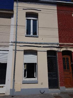 Maison Saint Quentin 3 pièce(s) 56 m2
