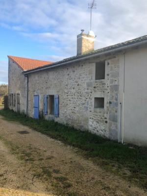 Maison familiale - Saint maurice la clouere