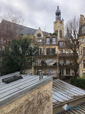 Studio Paris V ème - cardinal lemoine -