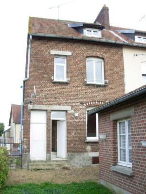 Maison 25 km de Saint-Quentin - 3 Pièce (s) - 99 M²