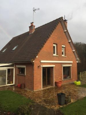 Maison individuelle située dans vieux Longuenesse 145 m² 5