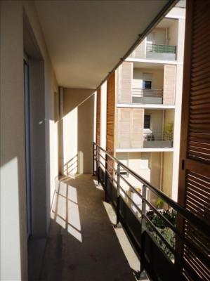 T3 + balcon + parking seyne sur mer - 3 pièce (s) - 56 m²