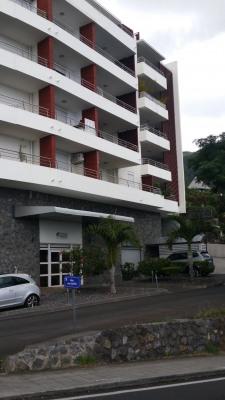 appartement de type T2 - Bellepierre - R + 3 avec Jardin