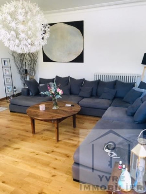 Maison bourgeoise sarge les le mans - 7 pièce (s) - 155 m²