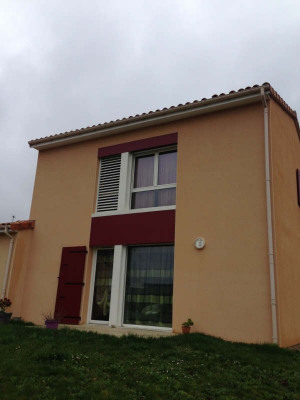 Maison + jard + terrasse