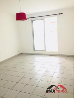 Appartement st denis - 3 pièce (s) - 53 m²