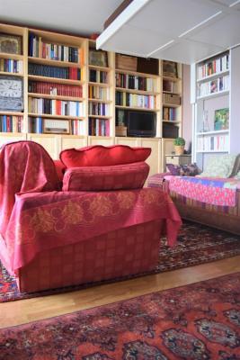 Studio dernier étage