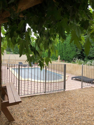 Villa de plain-pied + terrain + piscine