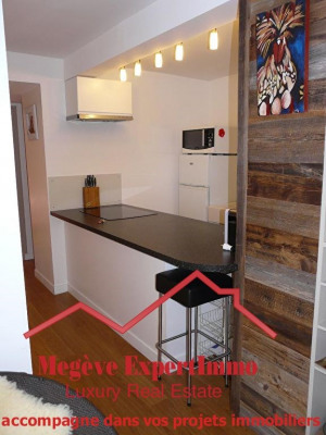 Megeve rochebrune appartement T3 57m²