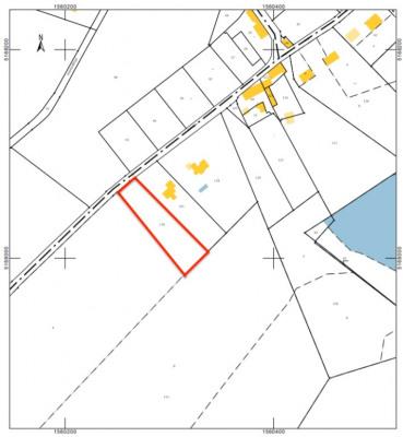 Terrain Nexon 2683 m2
