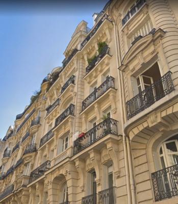 Paris 17 - ternes / poncelet - appartement 2 pièces