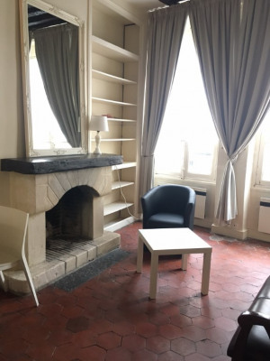 Studio avec mezzanine 28m² Odéon