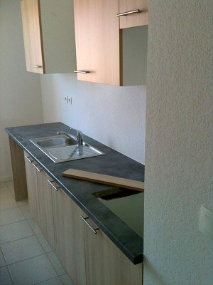 Location appartement Leguevin 600€ CC - Photo 3