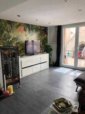 Appartement Marseille 3 pièce (s) 55 m²