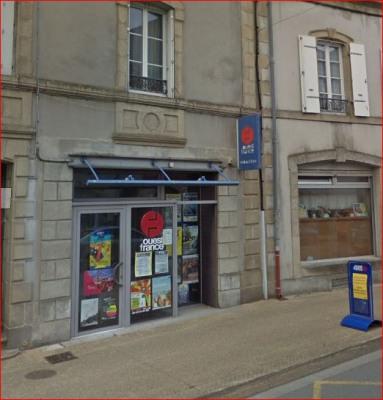 A LOUER Local commercial Douarnenez 68 m²
