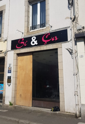 A VENDRE Local commercial Quimper 26 m²