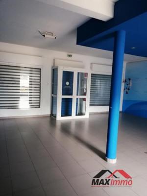 Commercial st benoit - 70 m²