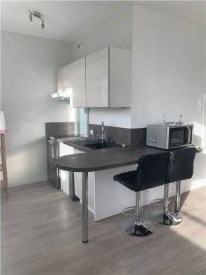 Appartement de type 1 bis