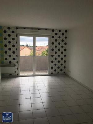 Appartement, 48,25 m² - Chatellerault (86100)